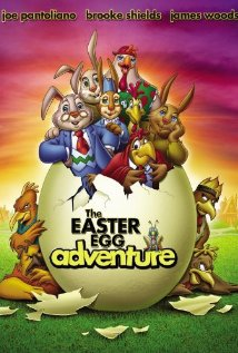 The Easter Egg Adventure (2004) cover