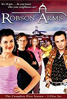 Robson Arms 2005 poster