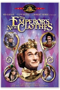 The Emperor's New Clothes 1987 poster