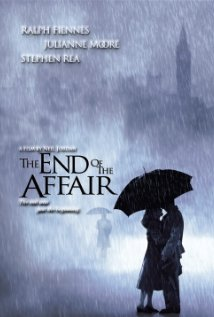 The End of the Affair 1999 poster