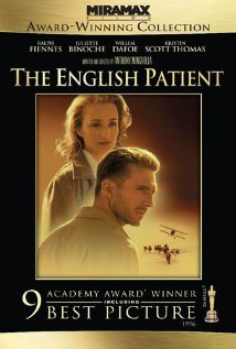 The English Patient (1996) cover