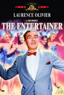 The Entertainer 1960 poster