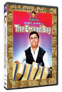 The Errand Boy (1961) cover