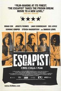 The Escapist (2008) cover