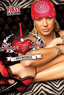 Rock of Love with Bret Michaels (2007) cover