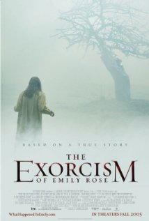 The Exorcism of Emily Rose (2005) cover