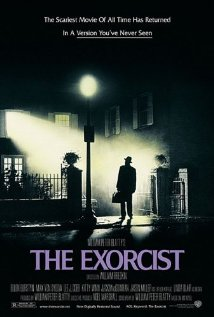 The Exorcist (1973) cover