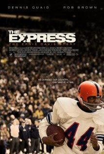 The Express (2008) cover