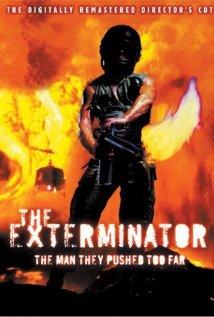The Exterminator (1980) cover