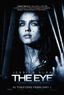 The Eye (2008) cover