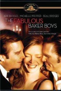The Fabulous Baker Boys (1989) cover