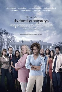 The Family That Preys 2008 poster