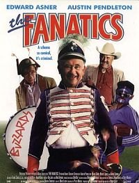The Fanatics (1997) cover