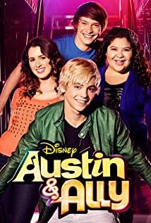 Austin & Ally (2011) cover