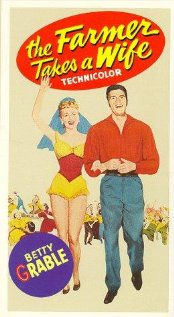 The Farmer Takes a Wife (1953) cover