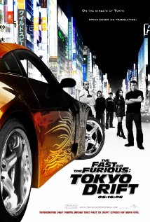 The Fast and the Furious: Tokyo Drift (2006) cover