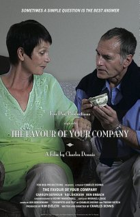 The Favour of Your Company 2010 poster
