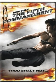 The Fifth Commandment (2008) cover