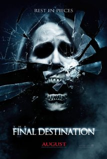 The Final Destination (2009) cover