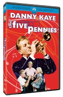 The Five Pennies (1959) cover