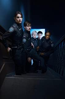 Rookie Blue (2010) cover