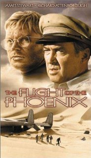 The Flight of the Phoenix 1965 poster
