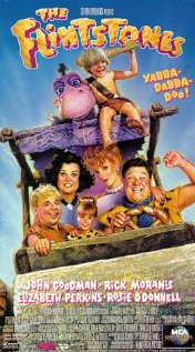 The Flintstones (1994) cover