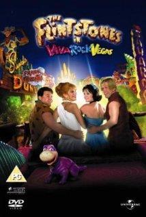 The Flintstones in Viva Rock Vegas 2000 poster