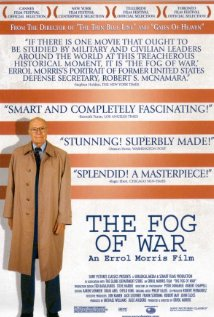 The Fog of War: Eleven Lessons from the Life of Robert S. McNamara (2003) cover