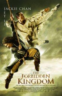 The Forbidden Kingdom (2008) cover