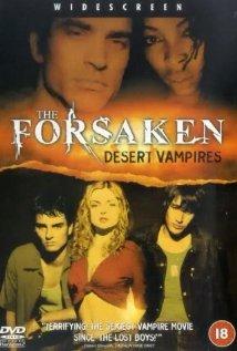 The Forsaken (2001) cover