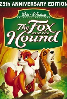The Fox and the Hound (1981) cover