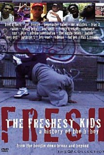The Freshest Kids (2002) cover