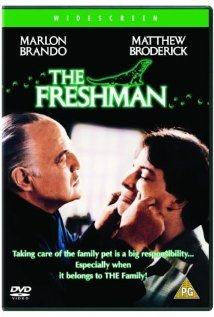 The Freshman (1990) cover