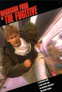 The Fugitive (1993) cover