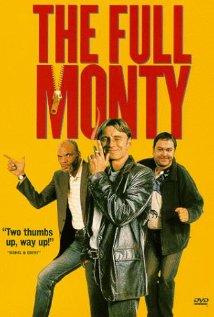The Full Monty 1997 poster