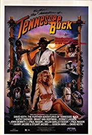 The Further Adventures of Tennessee Buck (1988) cover