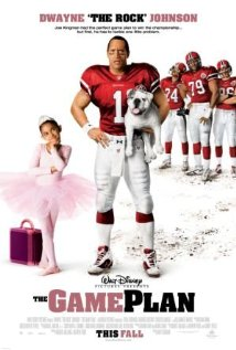 The Game Plan (2007) cover
