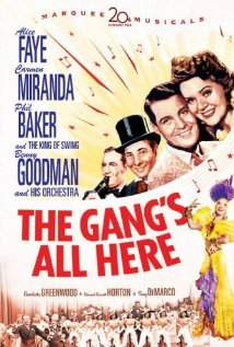 The Gang's All Here (1943) cover
