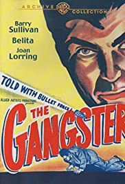 The Gangster 1947 poster