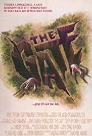 The Gate (1987) cover