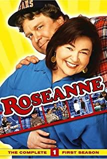 Roseanne 1988 poster