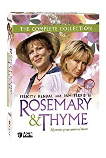 Rosemary & Thyme 2003 poster