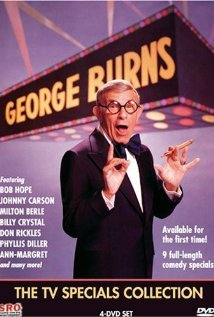 The George Burns One-Man Show (1977) cover