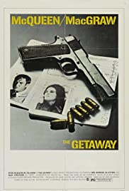 The Getaway (1972) cover
