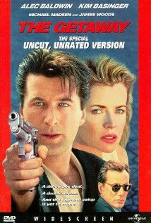 The Getaway 1994 poster