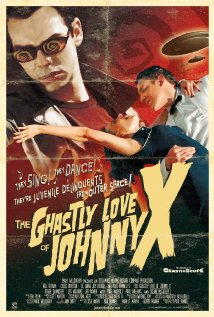 The Ghastly Love of Johnny X (2012) cover