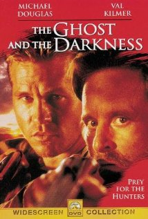The Ghost and the Darkness 1996 poster