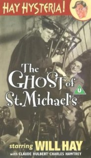 The Ghost of St. Michael's (1941) cover