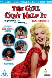 The Girl Can't Help It 1956 poster